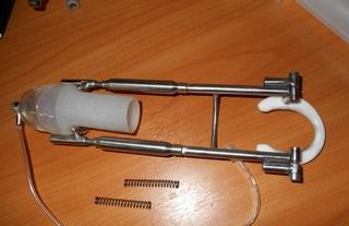 Самодельный вакуумный эспандер